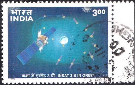 INSAT-3B : Indian communications satellite