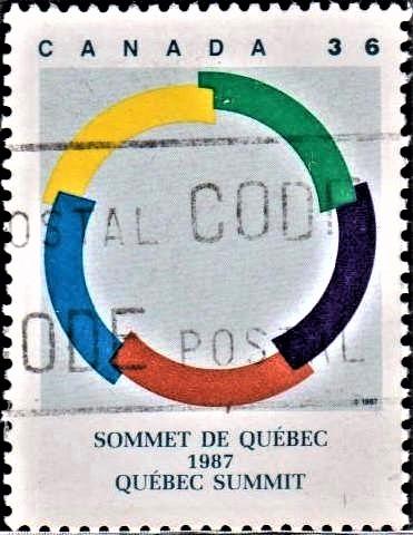 Sommet de Québec 1987 Quebec Summit