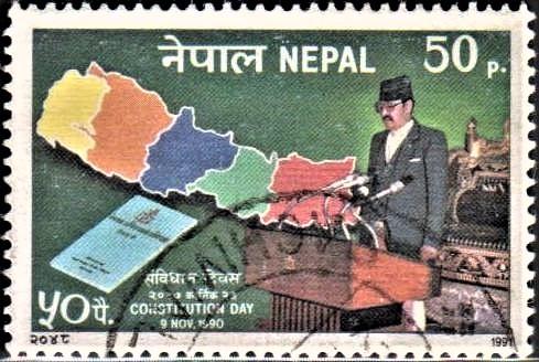 Constitution of Nepal (नेपालको संविधान) : King Birendra