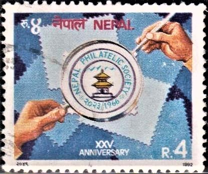 Philately : Stamp Collection