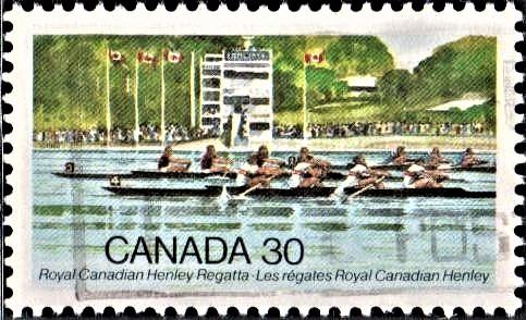 Les Regates Royal Canadian Henley