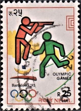Games of the XXV Olympiad : Barcelona '92