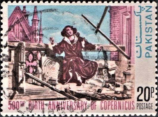 Nikolaus Kopernikus : Heliocentrism (Copernican principle)