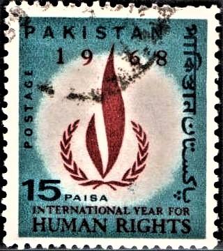 International Year of Human Rights Emblem