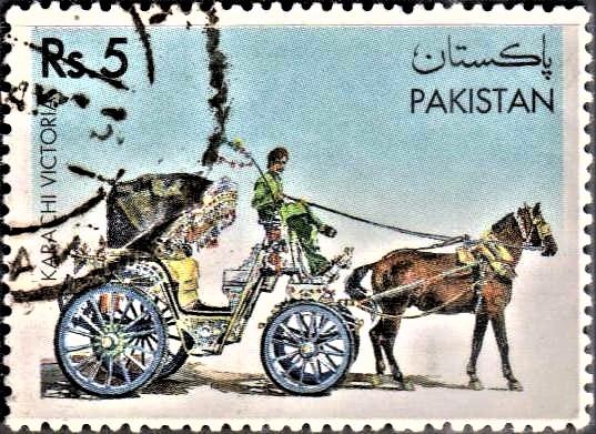 Horse Carriage 'Victoria'