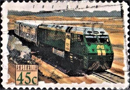 Commonwealth Railways Australian National : Journey Beyond Rail Expeditions