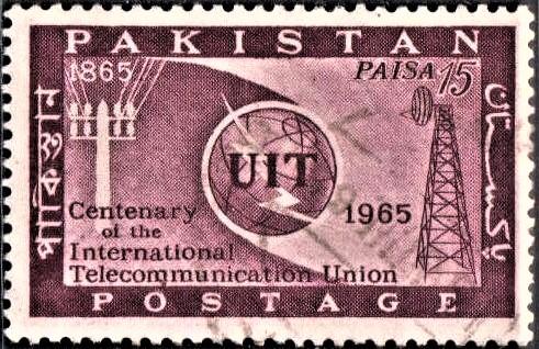 International Telegraph Union : Union Internationale des Télécommunications (UIT)