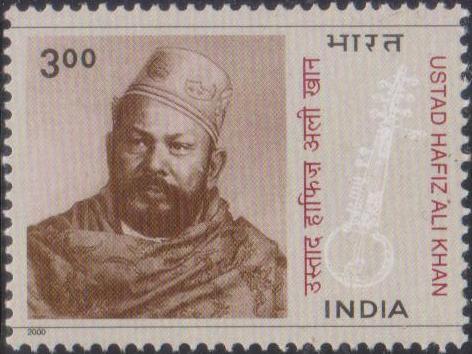 Hafiz Ali Khan (हाफिज अली खान) : Hindustani classical music