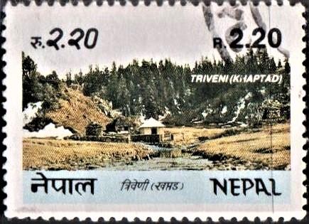 Khaptad National Park : Neelganga, Swarn Ganga & Akash Ganga rivers