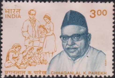 Chhaganlal Karamshi Parekh (Chhagan Bapa)