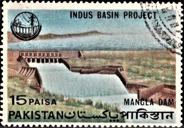 Harnessing Indus River for Flood Control and Irrigation