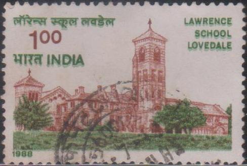 India Stamp 1988 picture