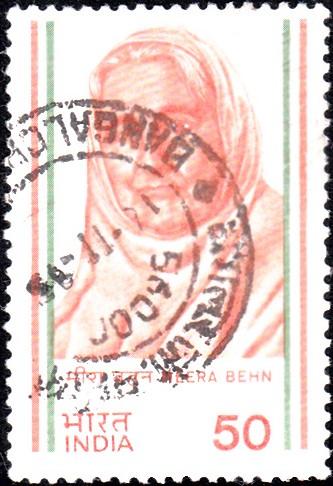 Mirabehn (मीरा बेन) : Madeleine Slade
