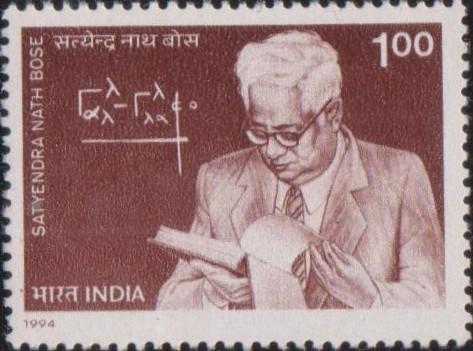 Satyendra Nath Bose (সত্যেন্দ্র নাথ বসু) : Bose–Einstein condensate