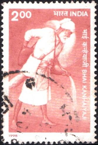 Sevapanthi Sikhism, Bhai Kanhaiya Sahib