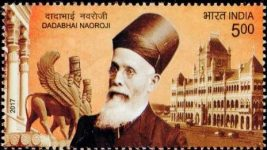 Grand Old Man of India, first Asian British MP, Parsi, Indian National Congress