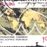 India on World Congress of Soil Science 1982