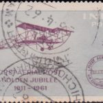 India on First Aerial Post (1911-61)