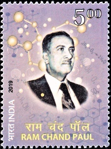 Indian Scientist : Chemistry