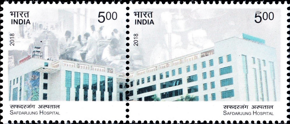 SJ Hospital (Willingdon Hospital), New Delhi