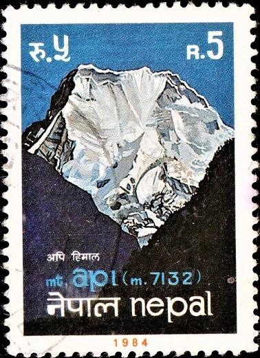 Highest Peak in Yoka Pahar section of Gurans Himal