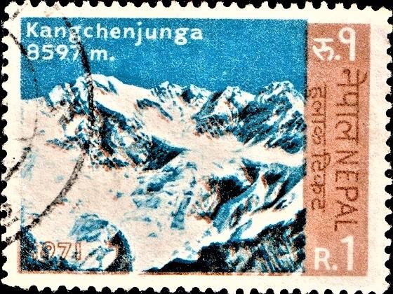 Kangchenjunga : third highest mountain in the world
