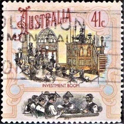 British Settlement in Australia