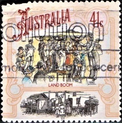 Colonial Immigrants in Australia