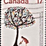 Canada on International Year of the Child 1979