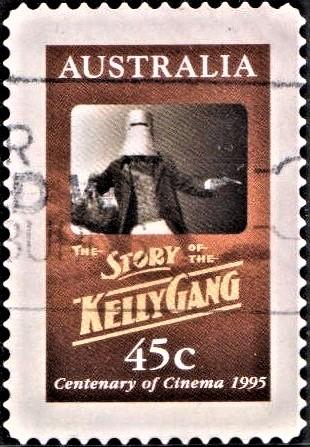 1906 Australian Bushranger Film by Charles Tait