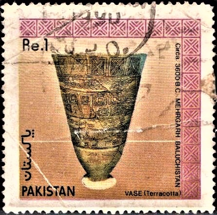 Pottery in the Indian subcontinent (Balochistan)