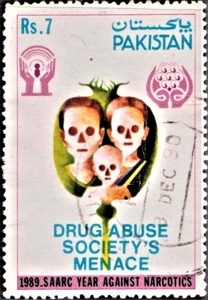 SAARC Year for Combating Drug Abuse and Drug Trafficking